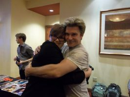 Getting Loves from Vic Mignogna~!! by TenFaced-Vocaloid