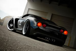 Ford GT-DZCP by DzDesign