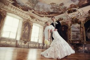 Wedding Diana and Viktor by FrionR