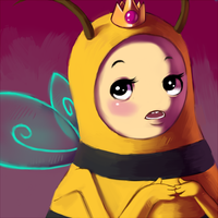 Bee Princess. by SirRailgun