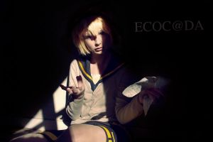 Kagamine Ren by ECOC