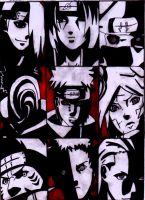 Akatsuki by the-power-of-youth