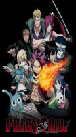 Fairy Tail 2014 - N8 by ng9