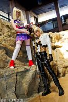 Lollipop Chainsaw by UndercoverEnvy