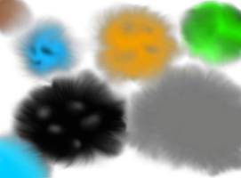 Tribble realism. by Hollygoesmeow