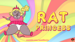 Rat Princess by AnutDraws