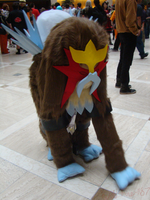 Entei Cosplay by Wild-Fire-1187