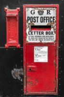 Postbox by tpphotography