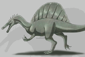 Spinosaurus by The-Nutkase