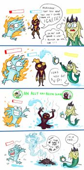 How having a Nami on your team feels like by Sneiks