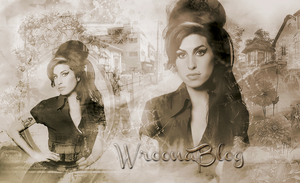 Amy Winehouse by blurredskies