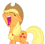 Smilin' AJ -Request by: Mavrick45- by Ilonis