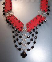 goth punk royalty necklace 4 by Bright-Circle