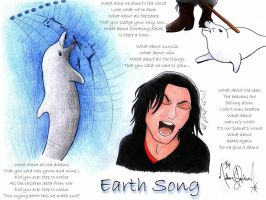 Earth Song by syxx