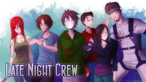 Late Night Crew by Kiwa007