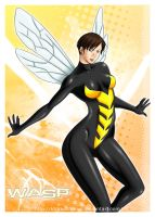 WASP by IDarkShadowI