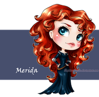 Merida by sky-illuminated