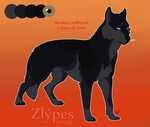 Zlypes basic reference. by trenchiikoat