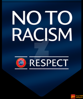 NO TO RACISM by seloyxx