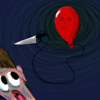 002_The Balloon with a KNIFE by SauseSource