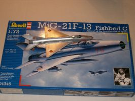 Building a MiG 21 - step 14 by kanyiko
