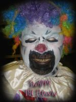 Snappy the Clown by dragonhuntr