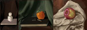 Still life speedpaint 2 by Rodriguezzz