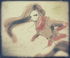 Asami - The Equalist by XSeiMoneReDX
