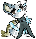 Puffshimi_Trout POINTs AUCTION CLOSED by griffsnuff
