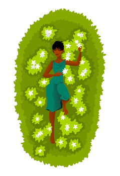 Leafy Green by LaggyCreations