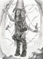 Pan's Labyrinth - The Faun by Dagger-13