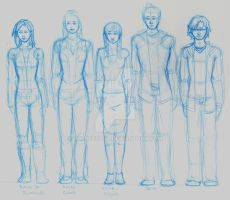 The Lineup by OspreySoul