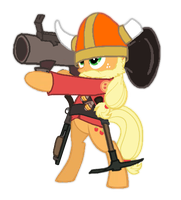I joined this team just to buck haters like you! by nullpony-exception
