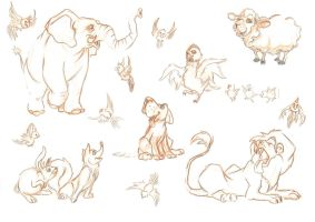 Animals Concept by MiuShery