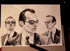 Agent Smith by Gutter1333