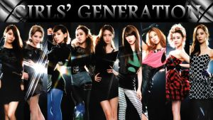 SNSD Wallpaper by AHRACOOL
