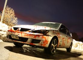 Zhons Death Car by Zhon
