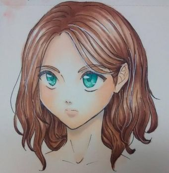 Copic by HalligenGanymede