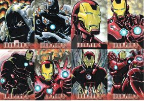 .oO0IronMan3SketchCards20Oo. by BluLynes