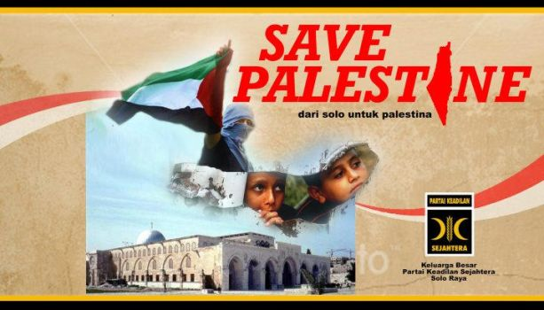 For Palestina by mushabproject