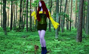 Black Forest Giant Witch by OmegaHawke