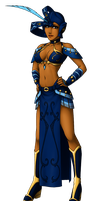 Elara Makesa SWTOR fashion by WickedJuti by Aliens-of-Star-Wars