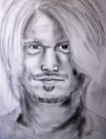 Johnny Depp by MadCookie333