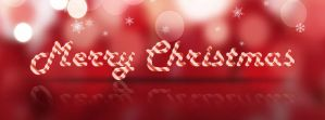 Merry Christmas | FB Timeline Cover by j3v5k1