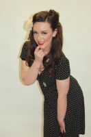 1940s Pin Up Girl by Hellion44