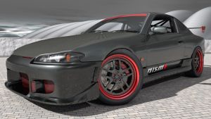 2000 Nissan Silvia S15 Spec-R by SamCurry
