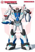 TF RiD Smokescreen by DarioCld