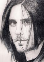 Jared Leto by ScarlettCindy