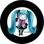 Mikubutton by 7AirGoddess3