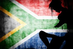 South African Flag by MrJimOH
